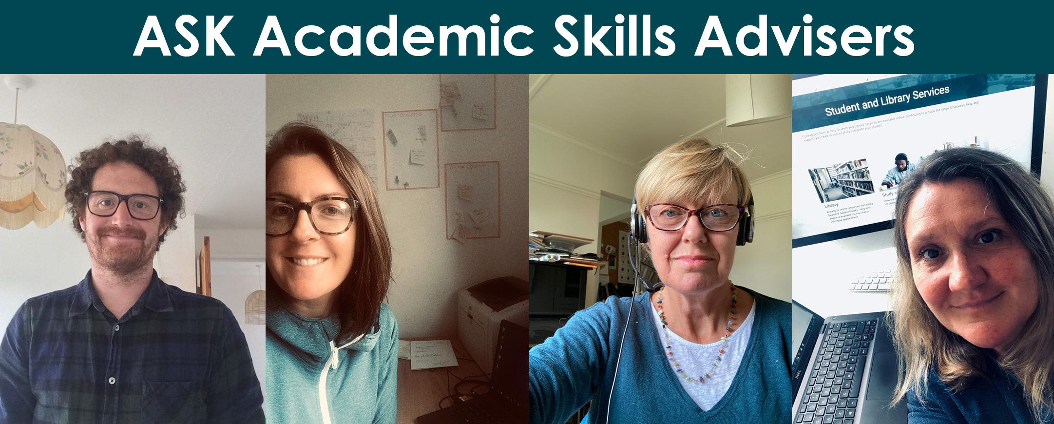 Academic skills advisors