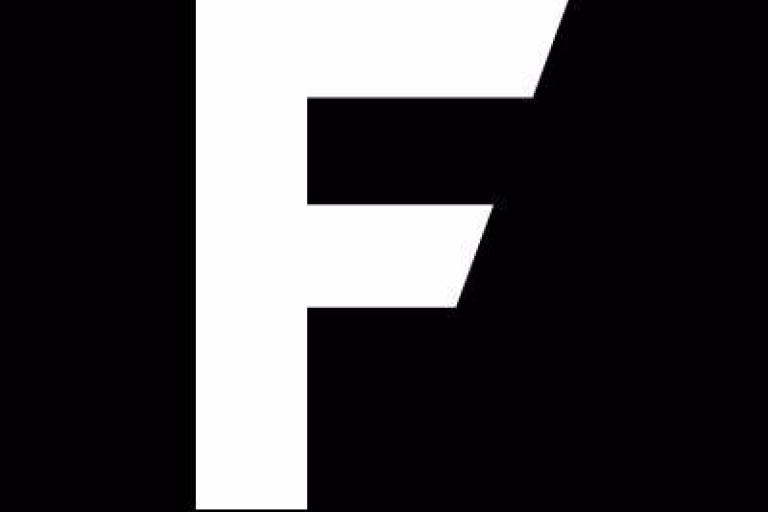 Image of the letter F